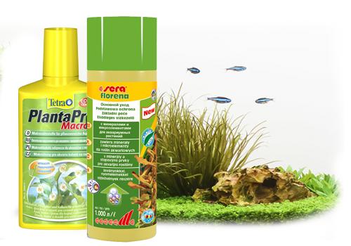 Удобрения, средства для ухода за растениями