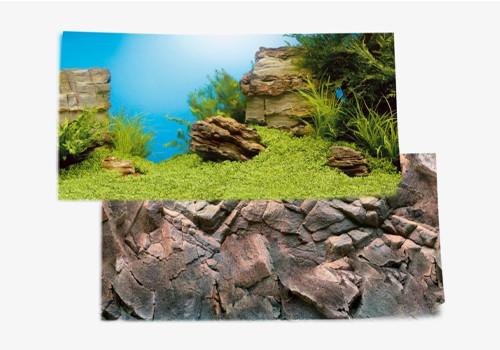 Задние фоны для аквариумов