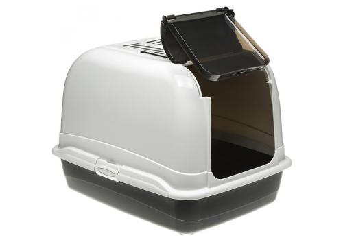 Лоток Ferplast Maxi Bella Cabrio с угольным фильтром, для кошек