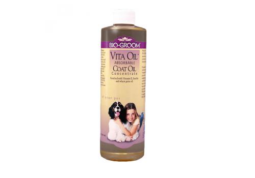 Масло витаминизированное Bio-Groom Vita Oil для собак, 473мл
