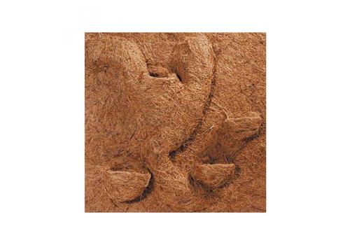 Модуль кокосовый Hobby для задней стенки террариума 40х40 см