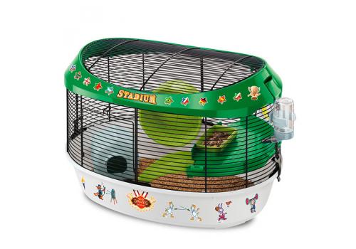 Клетка Ferplast Stadium для хомяков и мелких грызунов