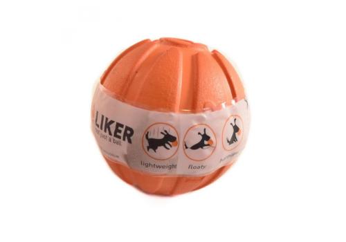 Игрушка для собак Мячик Лайкер, 7см