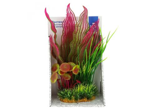 Композиция из пластиковых растений Prime PR-60211, 20см