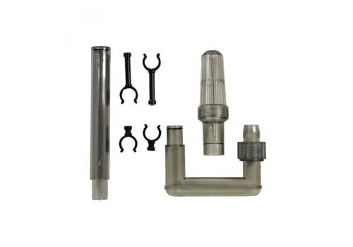 Набор трубок и зажимов для впуска воды внешних фильтров Tetra EX 400/600/700/800 Plus