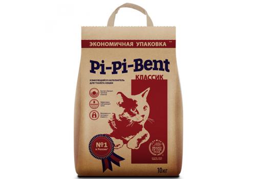 Наполнитель Pi-Pi-Bent Классик, комкующийся 10кг