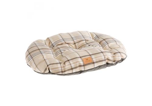 Подушка Ferplast SCOTT 78 коричневая, 78 х 50 см