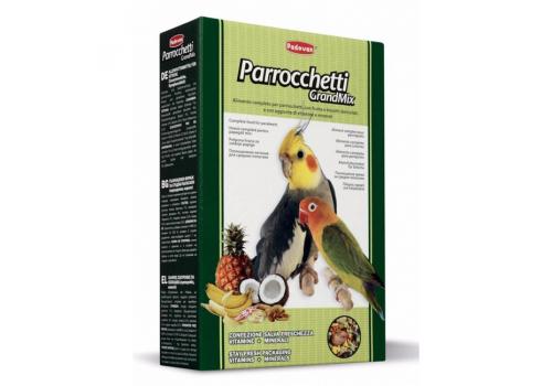 Корм для средних попугаев Padovan Grandmix parrocchetti, 400г