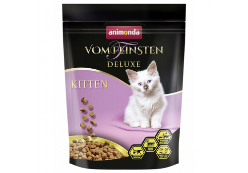 Корм сухой Animonda Vom Feinsten Deluxe Kitten для котят, 250г