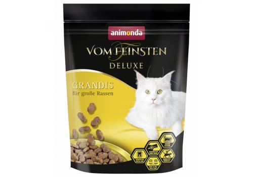 Корм сухой Animonda Vom Feinsten Deluxe Grandis для кошек крупных пород, 250г