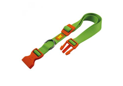 Ошейник Ferplast Club C10/32, нейлон, зеленый