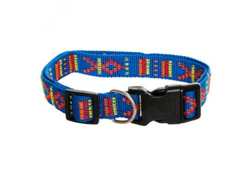 Ошейник Lilli Pet Indian Summer L 2.5.45-70, синий