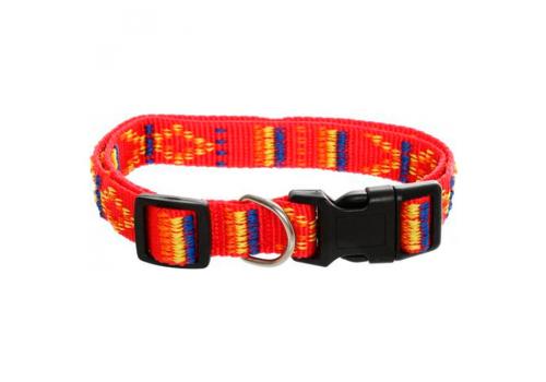 Ошейник Lilli Pet Indian Summer S 1.5.25-40, красный