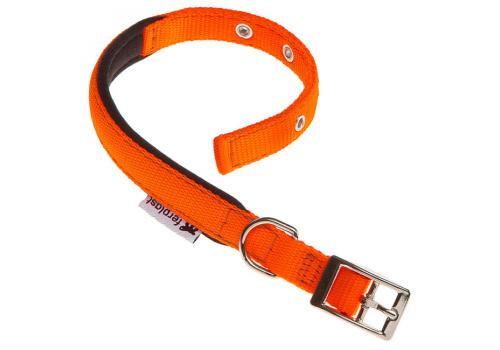 Ошейник Ferplast Daytona C25/53, оранжевый