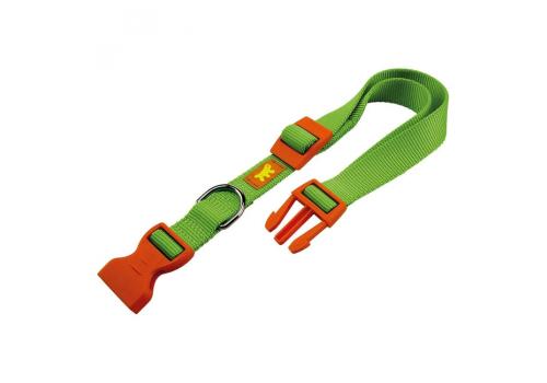 Ошейник Ferplast Club Colours C20/56, зеленый