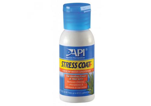 Кондиционер для воды API Stress Coat, 30мл