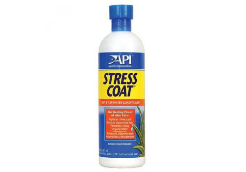Кондиционер для воды API Stress Coat, 473мл