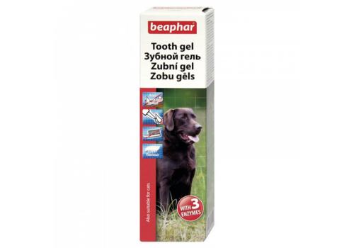 Beaphar Tooth gel Гель для чистки зубов, для собак 100г