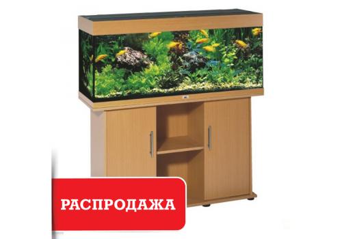 Аквариум Juwel Rio 450л, бук комплект (аквариум+тумба)