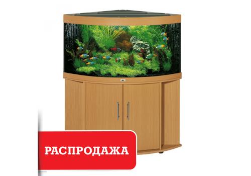 Аквариум Juwel Trigon 350, бук комплект (аквариум+тумба)
