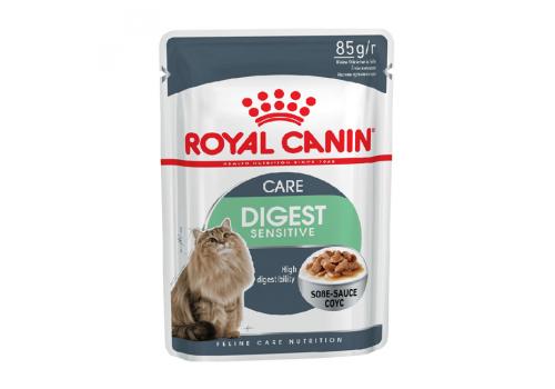Корм влажный Royal Canin Digest Sensitive для кошек с чувствительным пищеварением 85г
