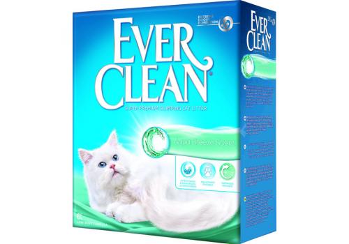 Наполнитель Ever Clean Aqua Breeze комкующийся с ароматизатором 6л