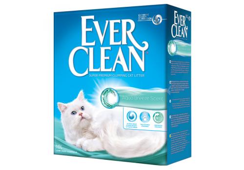 Наполнитель Ever Clean Aqua Breeze комкующийся с ароматизатором 10л