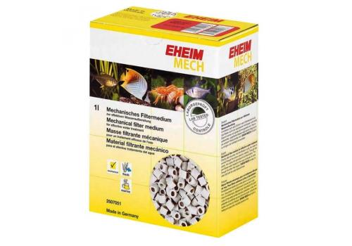 Наполнитель Eheim MECH substrat, 1л, керамические кольца