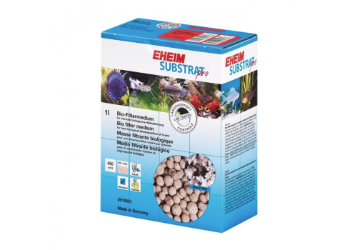 Наполнитель Eheim PRO substrat, 1л, биологический