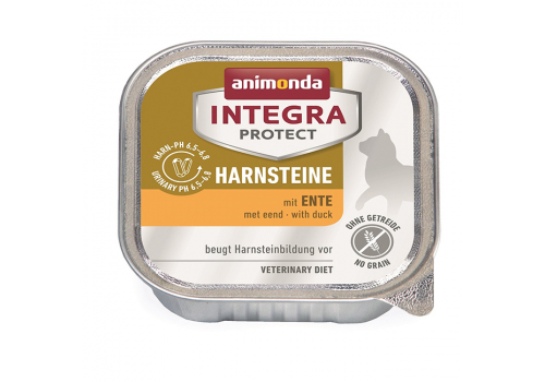 Консервы Animonda Integra Protect Harnsteine (Urinary), с уткой 100г