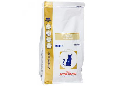 Диета Royal Сanin Fibre Response Feline FR31 для кошек, при нарушениях пищеварения 400г