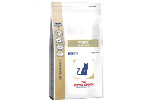 Диета Royal Сanin Fibre Response Feline FR31 для кошек, при нарушениях пищеварения 2кг