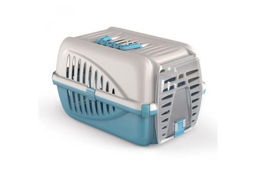 Переноска Lilli Pet Carry ON2 для кошек и мелких собак, 42х28х29см