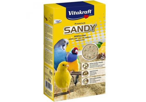 Песок для птиц Vitakraft Bio Sand, 2кг
