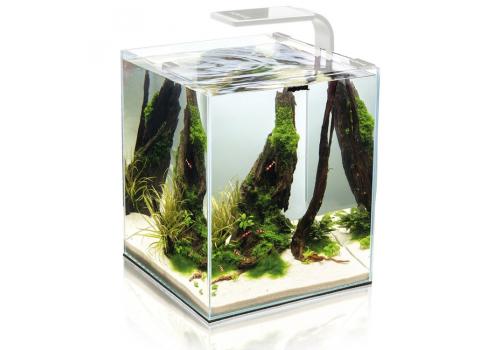 Аквариум Aquael Shrimp Set Smart LED 20, белый (19л)