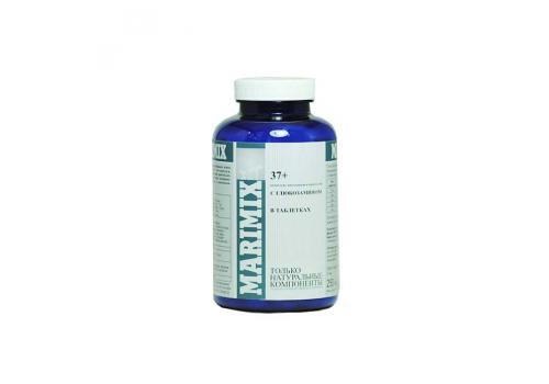 Витамины Маримикс 37+ с глюкозамином, 250таб