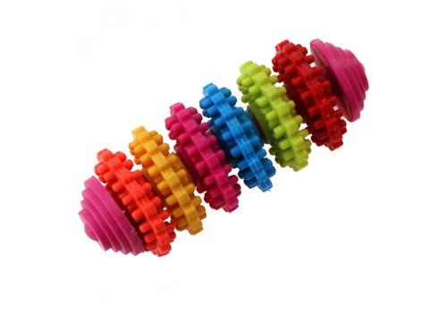 Игрушка для собак Lilli Pet TPR Teeth Cleaning toy, 12,5см