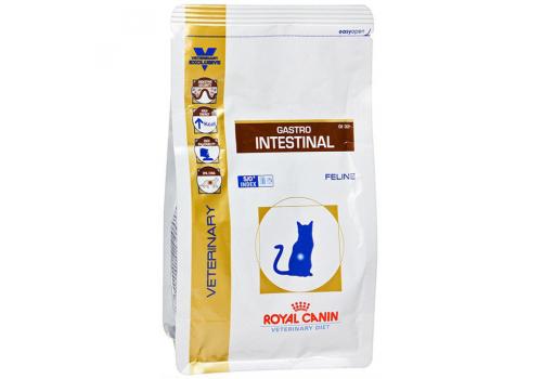 Диета Royal Сanin Gastro Intestinal GI32 для кошек, при нарушениях пищеварения 400г