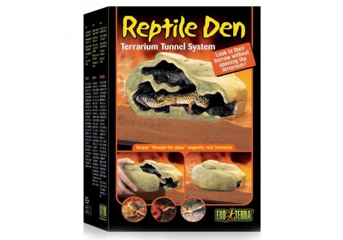 Укрытие для рептилий Exo Terra Reptile Den средняя