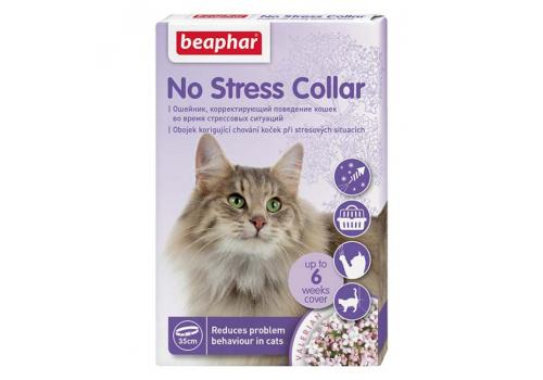 Ошейник No Stress Collar успокаивающий для кошек 35см