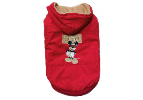 "Куртка Royal Pet ""Микки Маус"", красная, размер L"