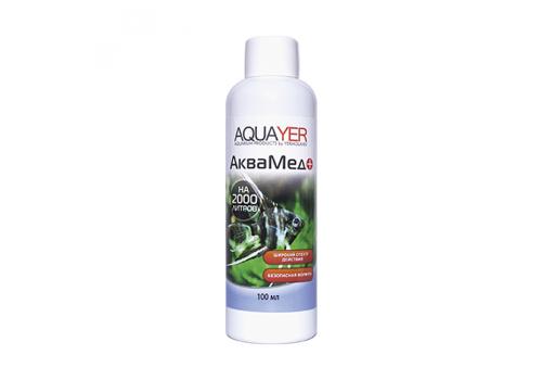 Лекарство для рыб AQUAYER АкваМед 100мл