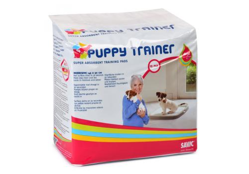 Подстилки Savic Puppy Trainer средние, 15шт