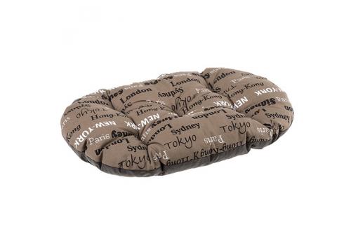 Подушка мягкая Ferplast Relax для собак, 78/8, города