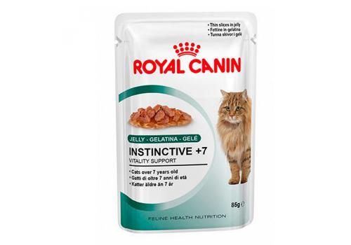 Корм влажный Royal Canin Instinctive 7+ для пожилых кошек 85г