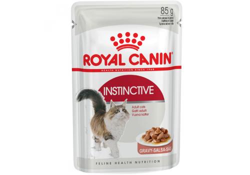 Корм влажный Royal Canin Instinctive (в соусе) для кошек 85г