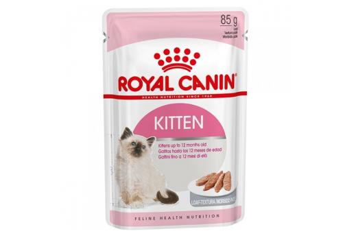 Корм влажный Royal Canin Kitten (паштет) для котят 85г