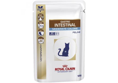 Диета Royal Canin Gastro Intestinal Feline для  кошек  при нарушении пищеварения 0,085г