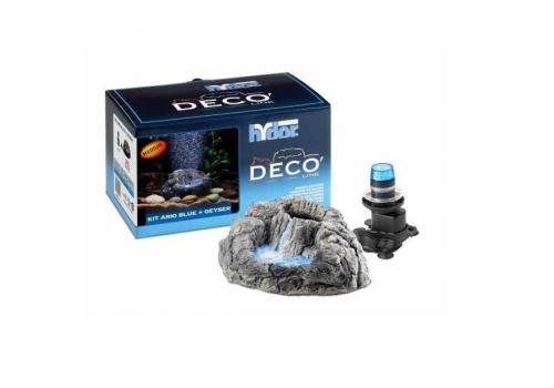 Помпа Hydor Ario Blue + Deco geyser