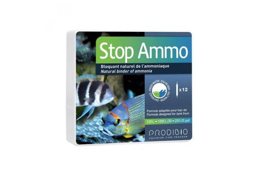 Препарат для нейтрализации аммиака Prodibio Stop Ammo, 12амп.